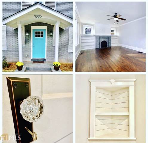 1685 West Forrest, East Point, GA 30344 (MLS #8683949) :: The Realty Queen Team