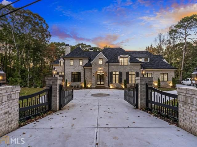 3995 Randall Mill Rd, Atlanta, GA 30327 (MLS #8686443) :: Rettro Group
