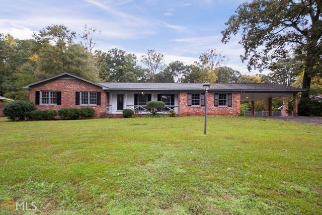 5887 Lake Acworth Dr, Acworth, GA 30101 (MLS #8687371) :: Buffington Real Estate Group