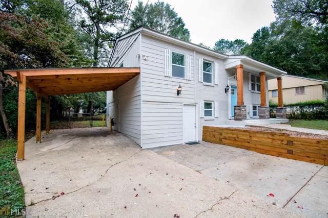 949 Martha, Forest Park, GA 30297 (MLS #8688008) :: Rettro Group