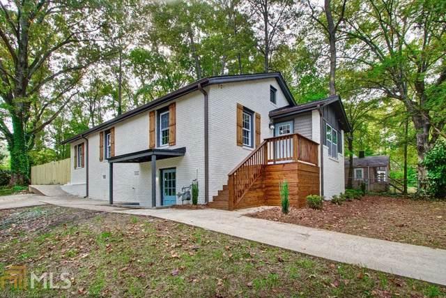 1816 North Ave, Atlanta, GA 30318 (MLS #8689204) :: Buffington Real Estate Group