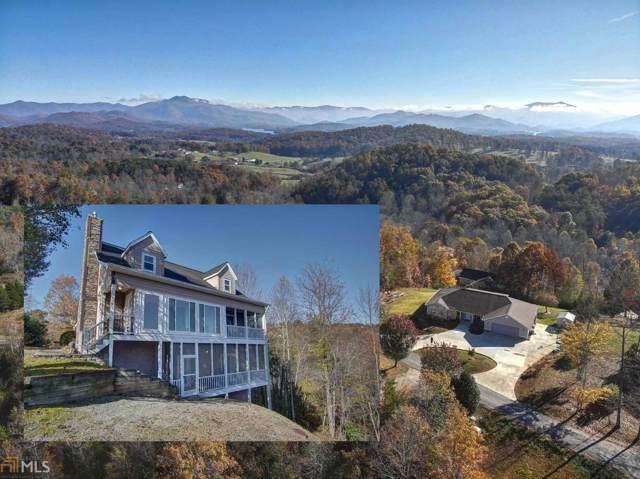 76 Hollyberry Cir, Hayesville, NC 28904 (MLS #8689562) :: Buffington Real Estate Group