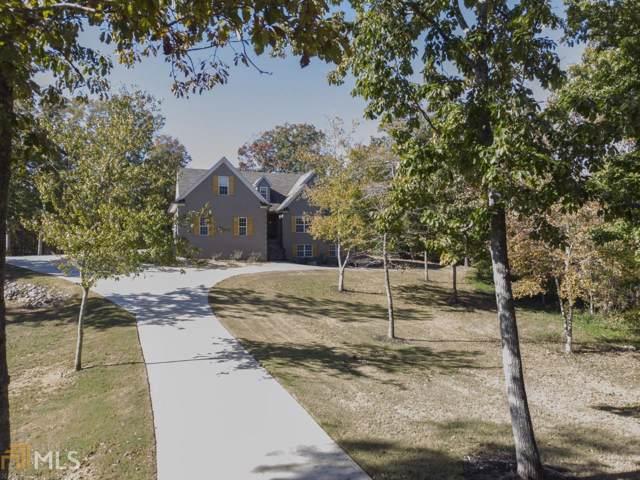 34 Hunters Ridge Dr, Adairsville, GA 30103 (MLS #8690053) :: The Heyl Group at Keller Williams