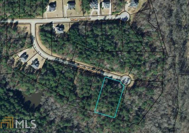 90 Grassy Springs Court #32, Oxford, GA 30054 (MLS #8691172) :: Crown Realty Group