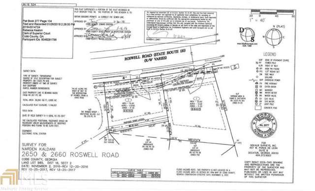 2650 Roswell Rd, Marietta, GA 30062 (MLS #8691818) :: Bonds Realty Group Keller Williams Realty - Atlanta Partners