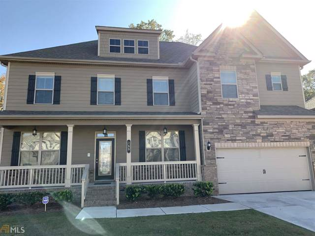 255 Piedmont Cir #19, Covington, GA 30016 (MLS #8692051) :: Buffington Real Estate Group