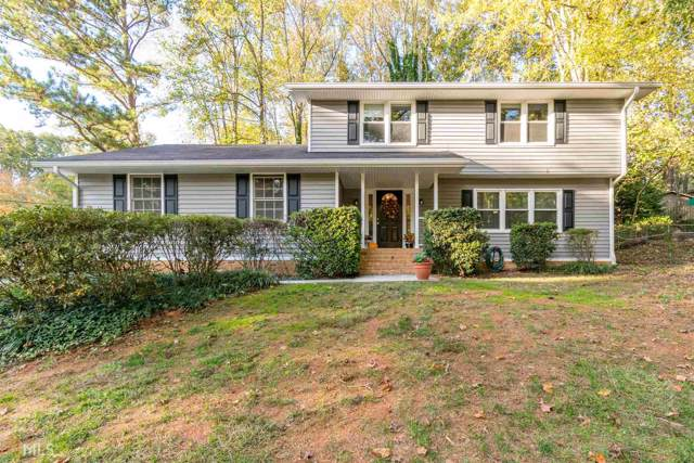 5546 N Fork Dr, Lilburn, GA 30047 (MLS #8692784) :: Buffington Real Estate Group