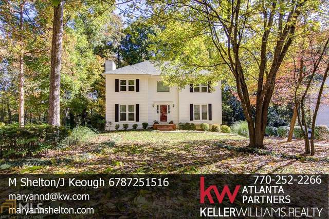 121 Heritage Way, Peachtree City, GA 30269 (MLS #8694626) :: The Heyl Group at Keller Williams