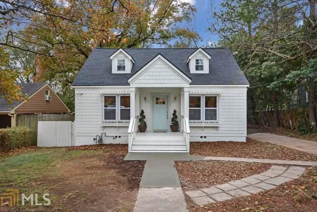 1887 Flat Shoals Rd, Atlanta, GA 30316 (MLS #8695195) :: Military Realty