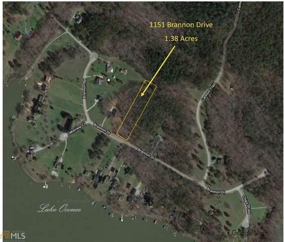 1151 Brannon Dr, Greensboro, GA 30642 (MLS #8695382) :: The Heyl Group at Keller Williams
