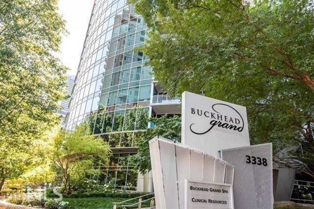 3338 Peachtree Rd #707, Atlanta, GA 30326 (MLS #8695410) :: Athens Georgia Homes