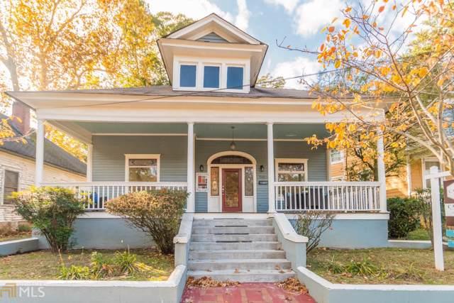 501 Dargan Place Sw, Atlanta, GA 30310 (MLS #8695734) :: Bonds Realty Group Keller Williams Realty - Atlanta Partners