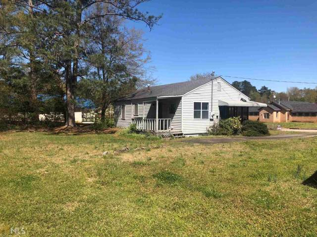 504 Park St, Palmetto, GA 30268 (MLS #8696185) :: The Heyl Group at Keller Williams