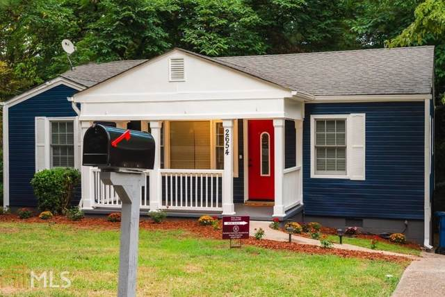 2654 Jewel St, East Point, GA 30344 (MLS #8697334) :: Military Realty