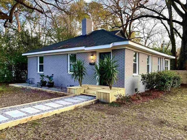 301 E 57th St, Savannah, GA 31405 (MLS #8697533) :: Military Realty