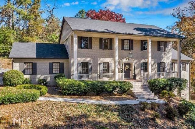 4103 Flintlock Rd, Atlanta, GA 30327 (MLS #8697547) :: Military Realty