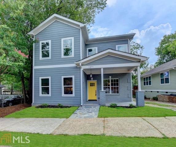 1371 George W Brumley Way, Atlanta, GA 30317 (MLS #8699438) :: Athens Georgia Homes