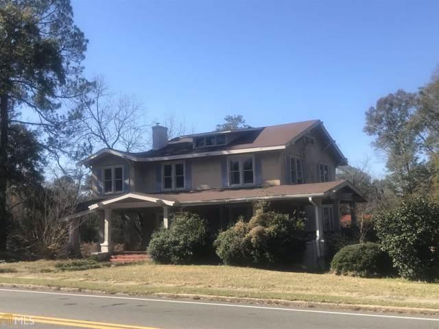 429 N Dooly St, Montezuma, GA 31063 (MLS #8702305) :: Athens Georgia Homes