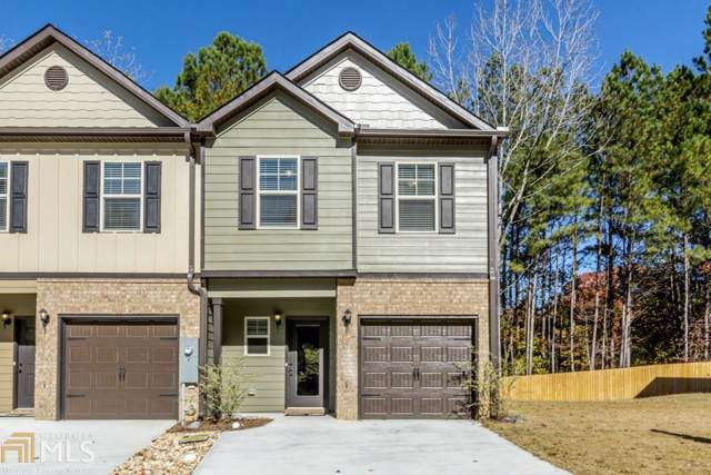 6040 Oak Bend Ct #16, Riverdale, GA 30296 (MLS #8702936) :: Military Realty
