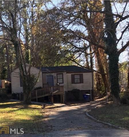 1434 Avon Ave, Atlanta, GA 30310 (MLS #8703328) :: Rettro Group