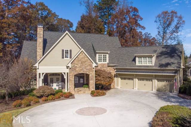 500 Old Valley Point, Fayetteville, GA 30215 (MLS #8703460) :: Military Realty