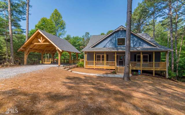45 Estates Circle, Ellijay, GA 30536 (MLS #8703557) :: Rettro Group