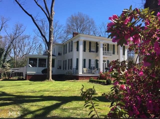 421 E Greene St, Monticello, GA 31064 (MLS #8703784) :: Tommy Allen Real Estate