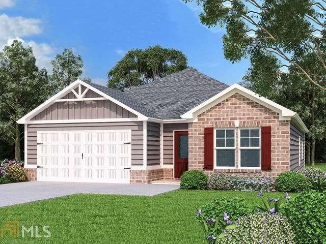 6542 Beaver Creek Trl #30, Atlanta, GA 30349 (MLS #8704091) :: RE/MAX Eagle Creek Realty