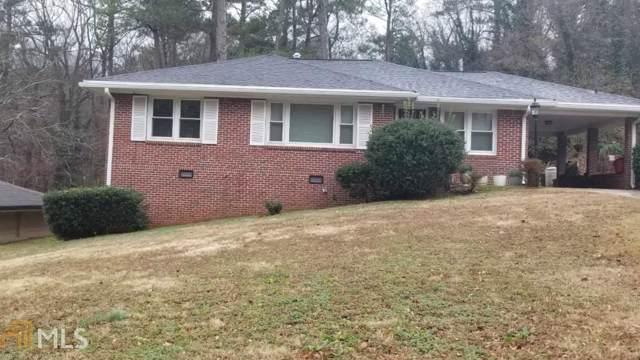 2259 Cloverdale Dr, Atlanta, GA 30316 (MLS #8705483) :: Military Realty