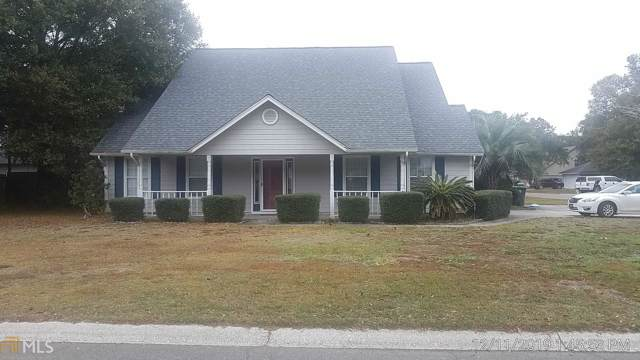 202 W Lake Jordan Blvd, Kingsland, GA 31548 (MLS #8706074) :: Buffington Real Estate Group