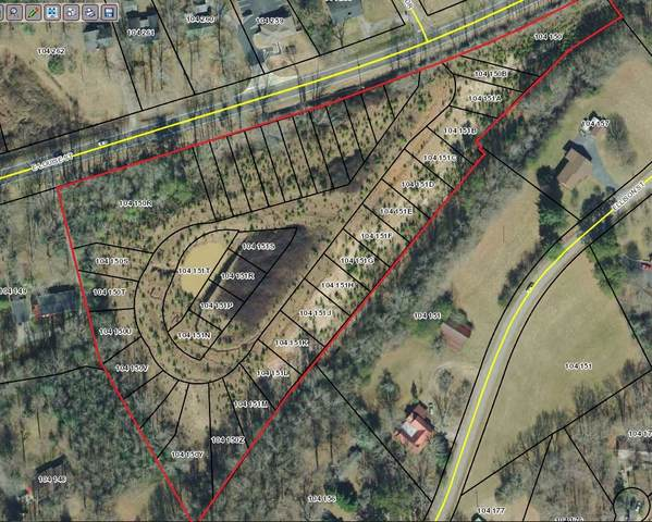 00 Ellison Park, Clarkesville, GA 30523 (MLS #8706318) :: Military Realty