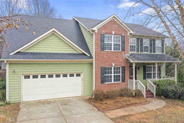 5034 Daylily Drive, Braselton, GA 30517 (MLS #8707034) :: The Heyl Group at Keller Williams