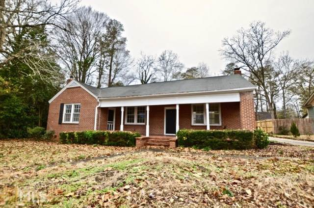 1317 Roper Ave, West Point, GA 31833 (MLS #8707277) :: Tim Stout and Associates