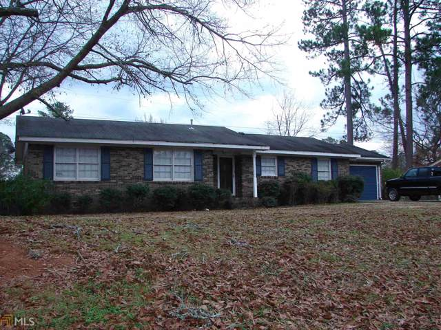 1843 Holly Hill Rd, Milledgeville, GA 31061 (MLS #8707681) :: Rettro Group