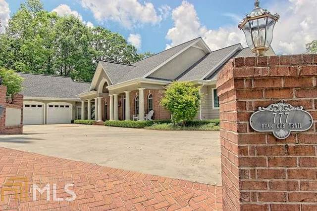 777 Bear Cub Trl, Hiawassee, GA 30546 (MLS #8709523) :: Keller Williams Realty Atlanta Classic