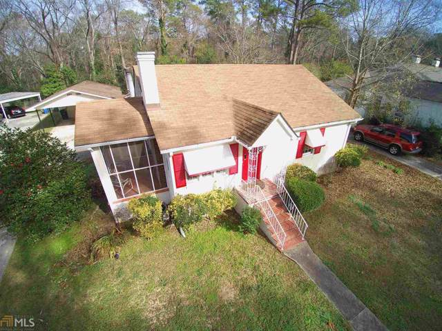 2495 Darden Dr, Macon, GA 31204 (MLS #8710713) :: The Durham Team
