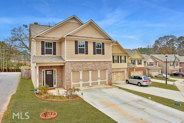808 Burns Estates Dr, Lilburn, GA 30047 (MLS #8712182) :: Rettro Group