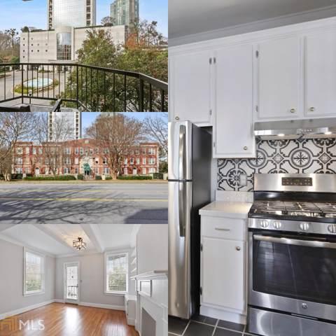 2840 Peachtree Rd #306, Atlanta, GA 30305 (MLS #8716150) :: Athens Georgia Homes