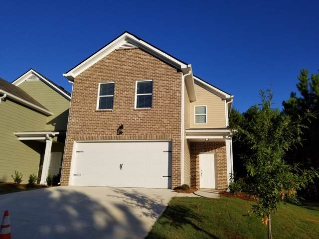 6209 Lake Rock Ln #44, Lithonia, GA 30058 (MLS #8717837) :: Crown Realty Group