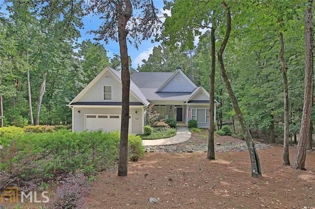 125 Cherokee Dr S, Waleska, GA 30183 (MLS #8718095) :: Athens Georgia Homes