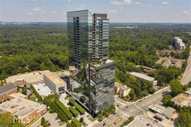 3630 Peachtree Rd #2205, Atlanta, GA 30326 (MLS #8718822) :: Keller Williams Realty Atlanta Partners