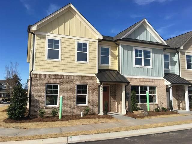 298 Perry Point Run #58, Lawrenceville, GA 30046 (MLS #8719422) :: Keller Williams Realty Atlanta Partners