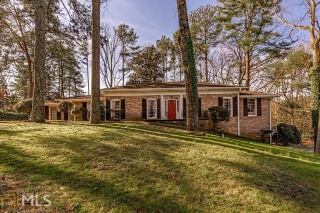 440 Riverside Pkwy, Sandy Springs, GA 30328 (MLS #8720214) :: Athens Georgia Homes