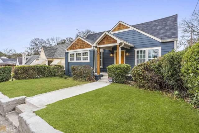 94 Chappell Rd, Atlanta, GA 30314 (MLS #8721969) :: Bonds Realty Group Keller Williams Realty - Atlanta Partners