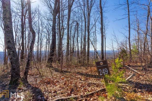 Lot 249 Falling Waters Lot 249, Ellijay, GA 30540 (MLS #8722737) :: Rettro Group