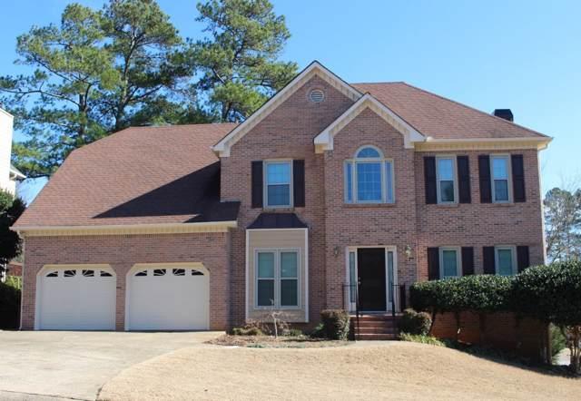 3347 Muscadine Trl, Kennesaw, GA 30144 (MLS #8724196) :: Buffington Real Estate Group
