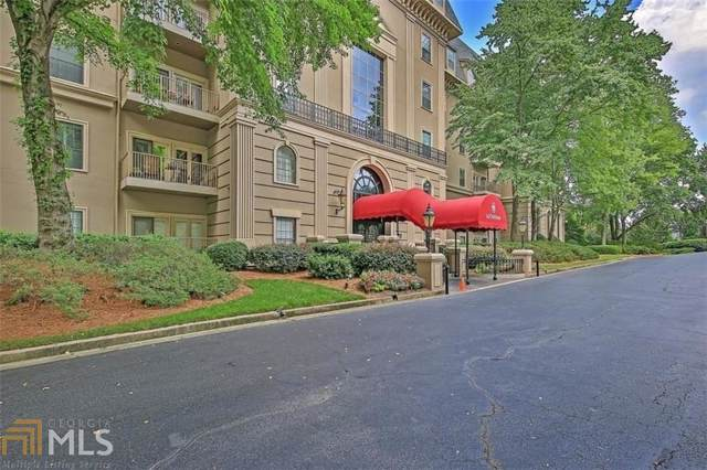 2865 Lenox Rd #511, Atlanta, GA 30324 (MLS #8724783) :: Rich Spaulding