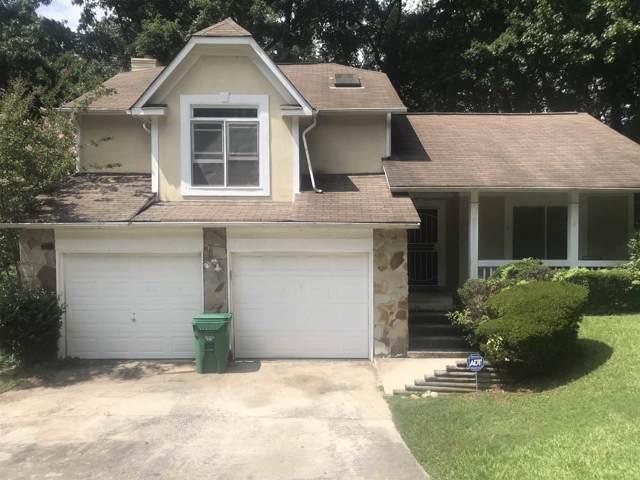 5440 Fox Haven Trail, Stone Mountain, GA 30088 (MLS #8724793) :: Buffington Real Estate Group