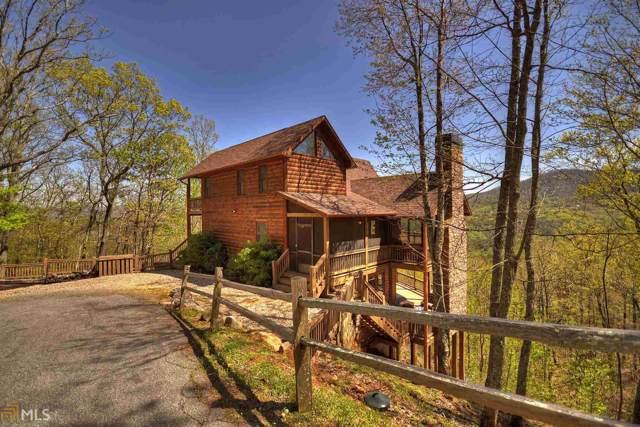 306 Overlook Way, Blue Ridge, GA 30513 (MLS #8725017) :: Buffington Real Estate Group