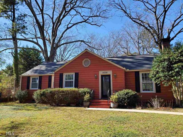 4238 Peachtree Dunwoody Rd, Atlanta, GA 30342 (MLS #8725418) :: RE/MAX Eagle Creek Realty